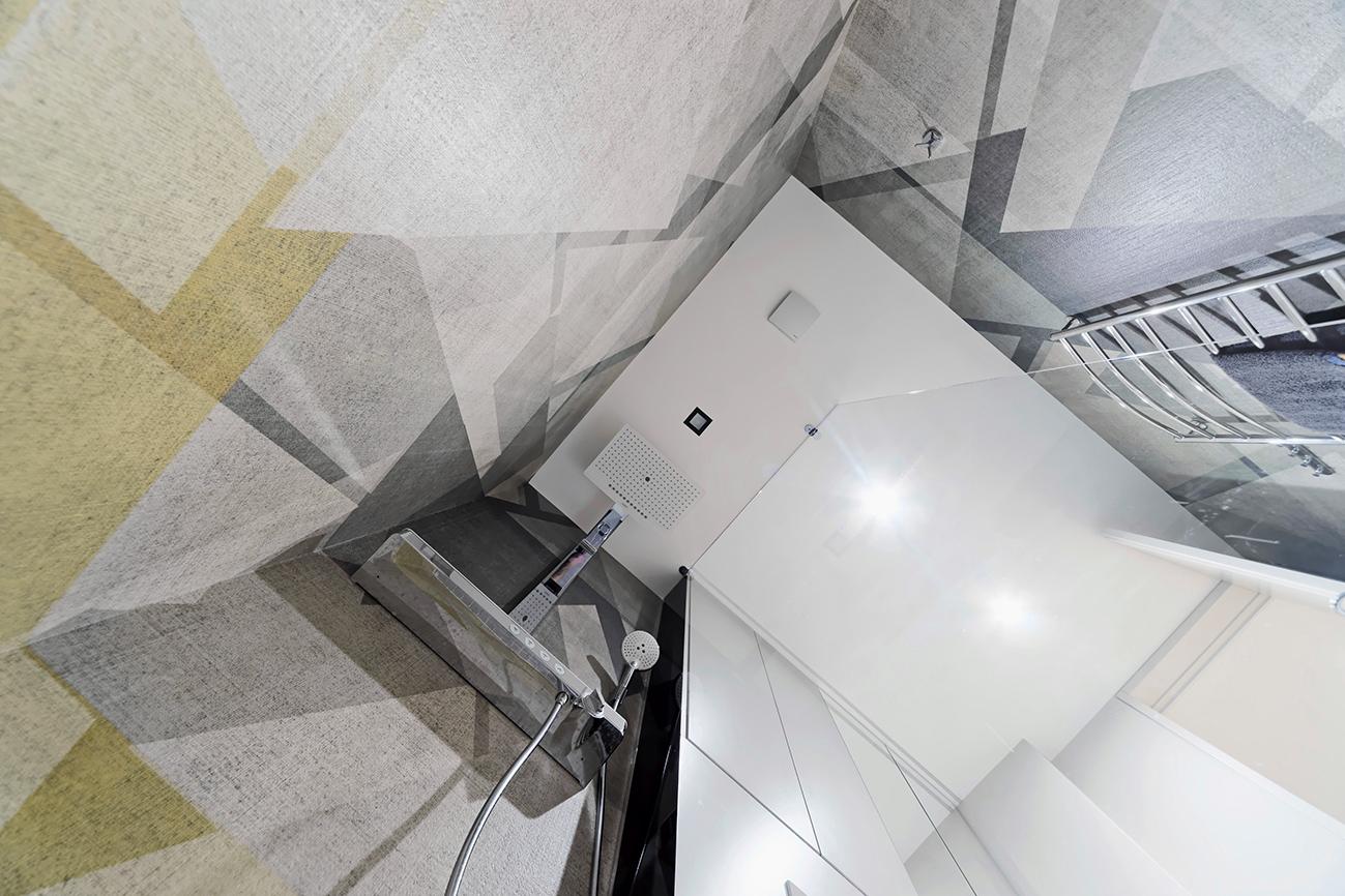 Jaunatviškas minimalizmas - privataus interjero projektas - 5