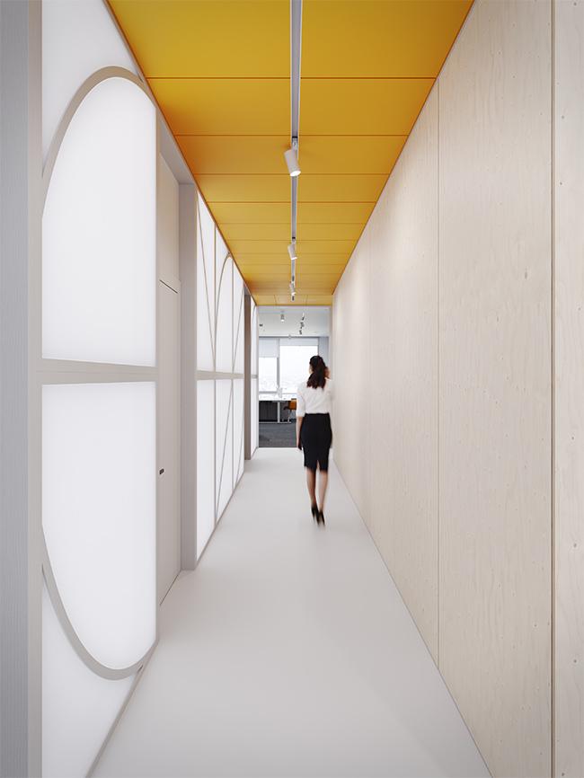 Lankstus dekoratyvumas - privataus interjero projektas - 10