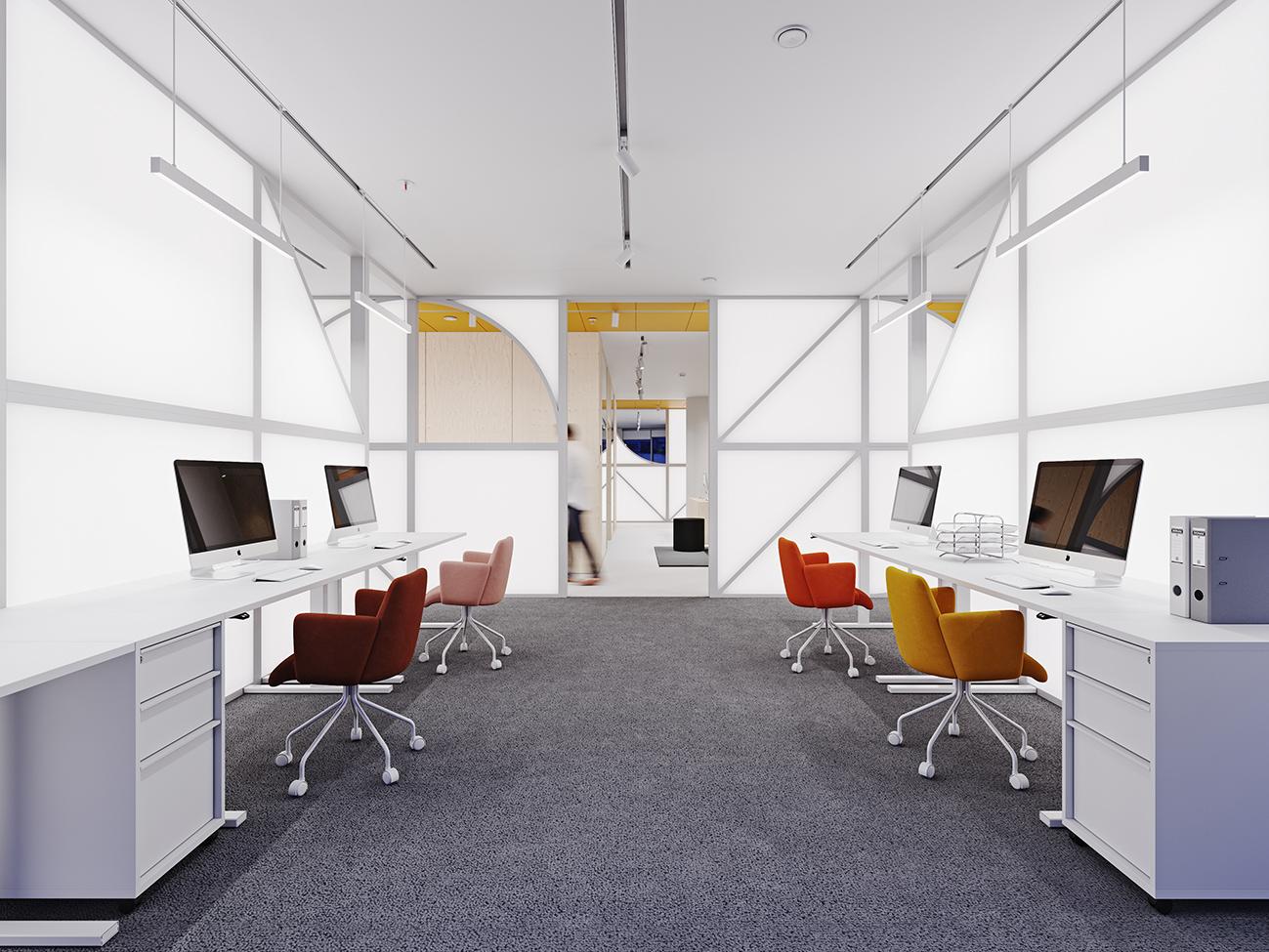 Lankstus dekoratyvumas - privataus interjero projektas - 4