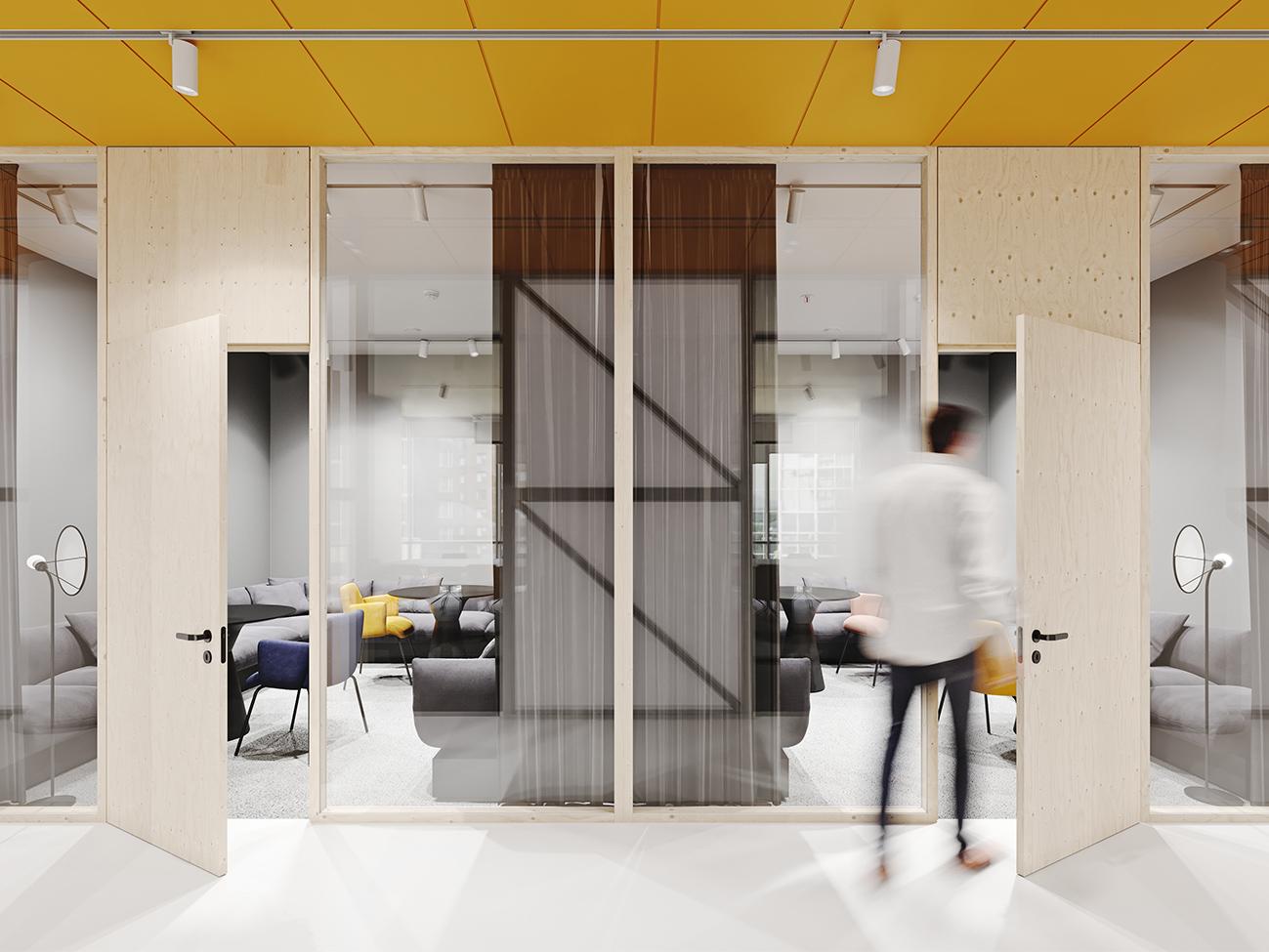 Lankstus dekoratyvumas - privataus interjero projektas - 5